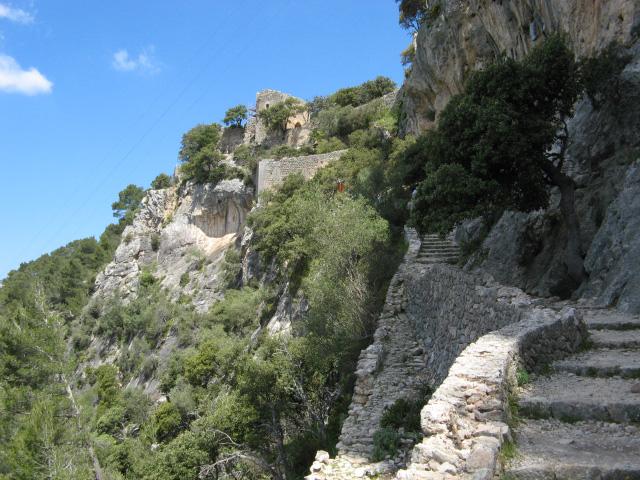 Reisebericht Mallorca • Puig dAlaró